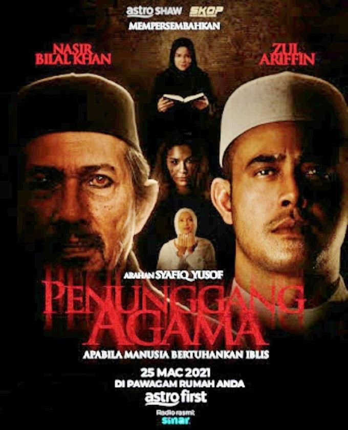 Sinopsis Penunggang Agama Filem Seram Malaysia