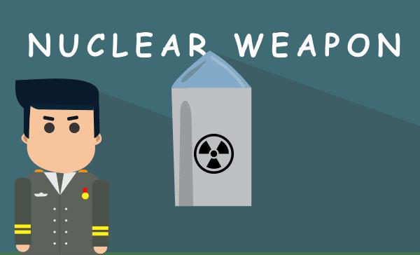 sejarah senjata nuklir