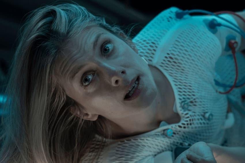 Александра Ажа рассказал о хорроре «Кислород» для Netflix