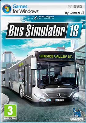 Bus Simulator 18 descargar mega y google drive