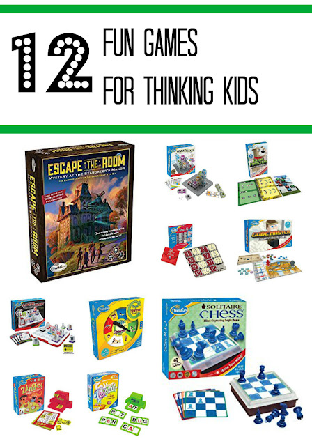 Gifts for kids who love puzzles and challenges