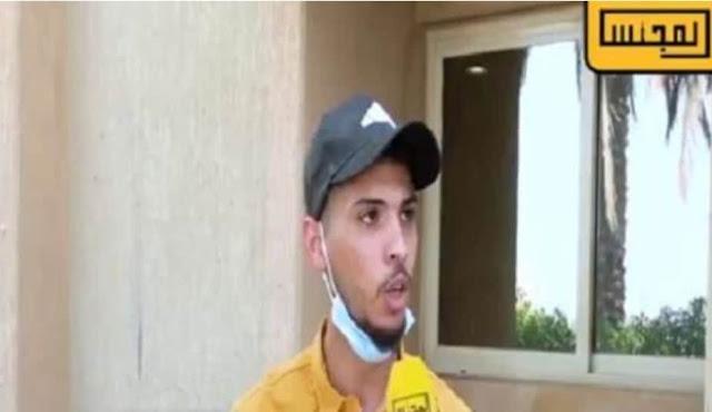 الشاب المعتدى عليه في الكويت لم أتنازل عن حقي وبشكر القانون الكويتي