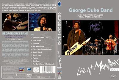 The Gentle Side Of Jazz George Duke Band Feat Rachelle Ferrell