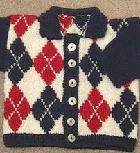 http://www.ravelry.com/patterns/library/baby-argyle-cardigan