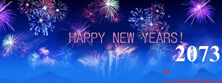 New Year Greeting Cards 2073 Advance Wishes | Happy New Year SMS ...