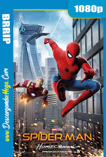 Spider-Man de regreso a casa (2017) HD 1080p Latino