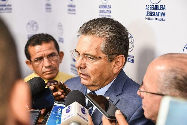 Presidente da ALPB lamenta morte do jornalista Ricardo Boechat