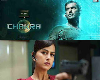 Chakra Movie 2021 News, Review, Box Office Collection
