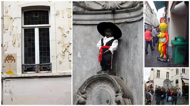 Mannenken pis, imprescindible en Bruselas
