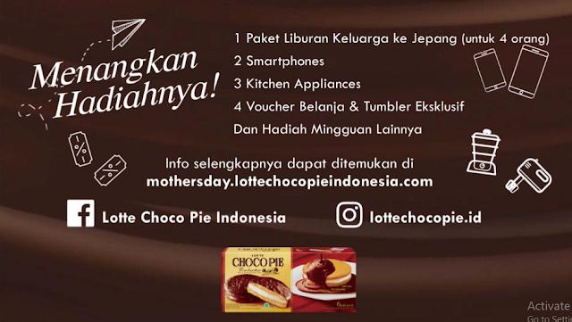 LOTTE Choco Pie, Waktu kualitas bareng anak, Parenting