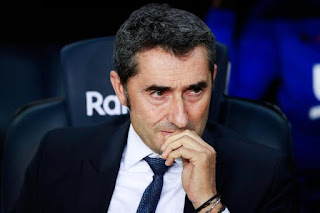 LaLiga: Valverde Pens Emotional Message To Barcelona Players, Fans, Board After Sack [Full Text]