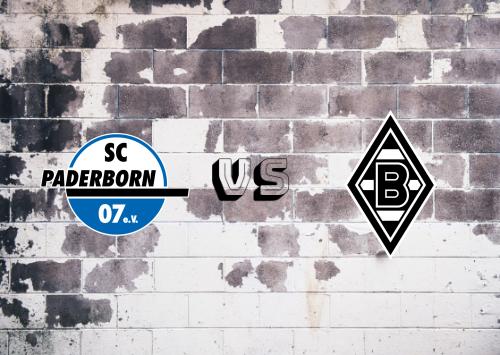 Paderborn vs Borussia M'gladbach  Resumen