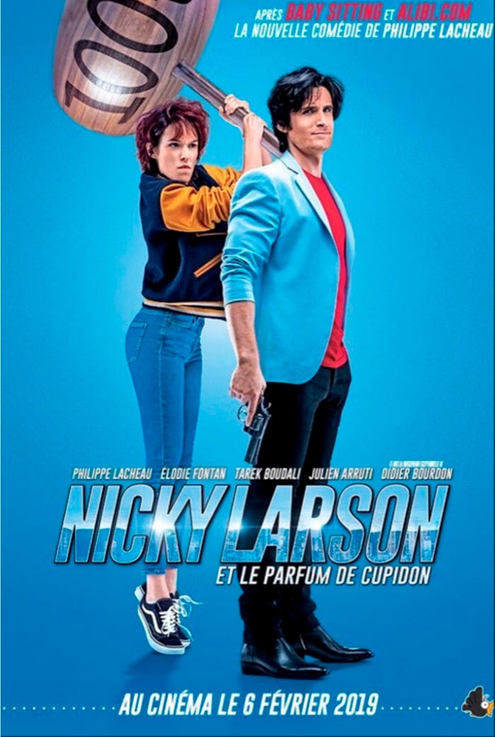 Nicky Larson et le parfum de Cupidon (City Hunter live-action)