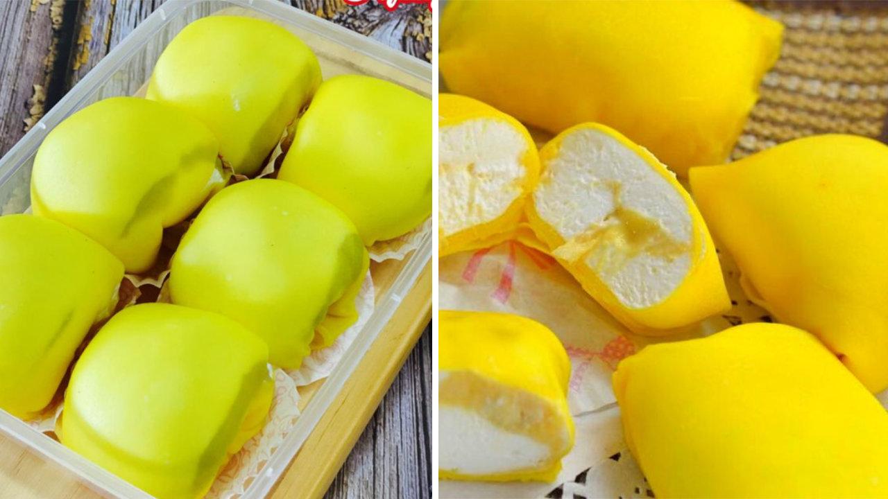 Cara Buat Dan Resepi Durian Crepe Confirm Lembut Dan Sedap!