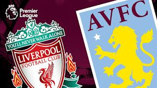 موعد مباراة ليفربول وأستون فيلا اليوم الأحد 05-07-2020 في الدوري الإنجليزي