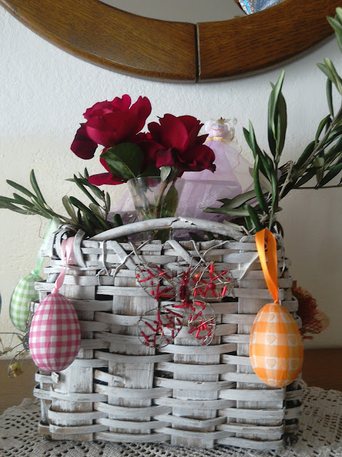 details from my home #DIY #whitebasket