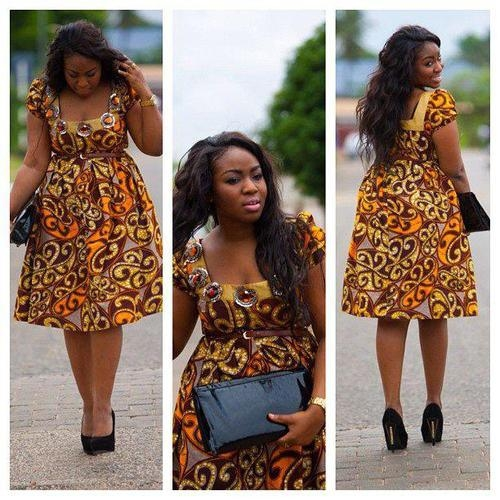 Have You Seen These Ankara Maternity Styles For Pregnant Women