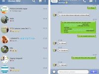 Download BBM MOD Full DP Backgroun Keren terbaru Gratis 2016