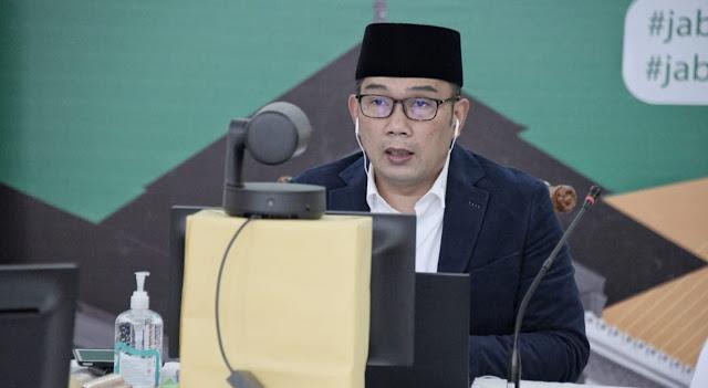Hikmah Pandemik, Gubernur Jabar Dorong UMKM Hijrah Ke Transaksi Digital