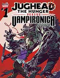 Jughead the Hunger vs. Vampironica