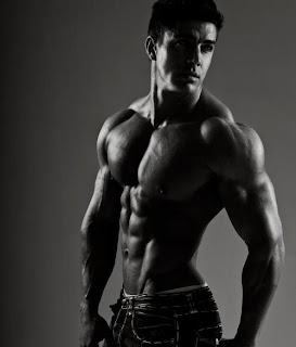 Jaco de bruyn South African fitness model