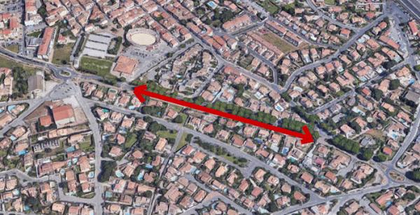 avenue Marcel-Pagnol Pérols