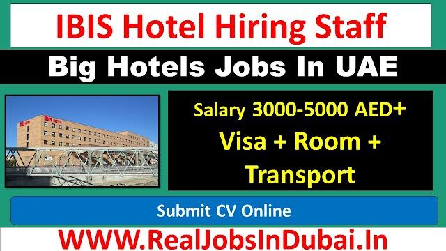 IBIS Hotel Dubai Careers Jobs Opportunities