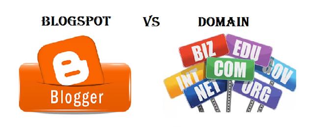 Inilah Perbedaan Domain TLD dengan Blogspot - JOKAM INFORMATIKA