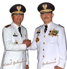 Pasangan Gubernur Dan Wagub Sulsel 2013 - 2018, Syahrul-Agus ,Dilantik ,Mendagri