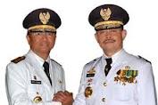 Pasangan Gubernur Dan Wagub Sulsel 2013 - 2018, Syahrul-Agus Dilantik Mendagri