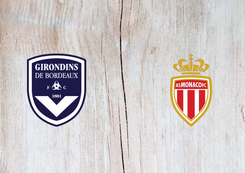 Bordeaux vs Monaco -Highlights 18 April 2021