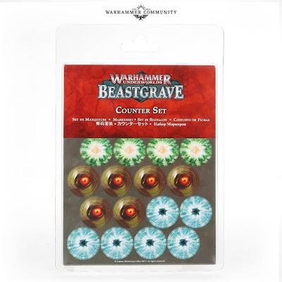 Marcadores Beastgrave