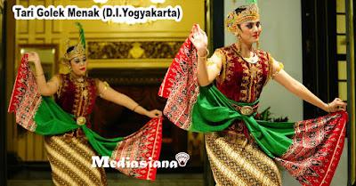 Tari Golek Menak (D.I.Yogyakarta)
