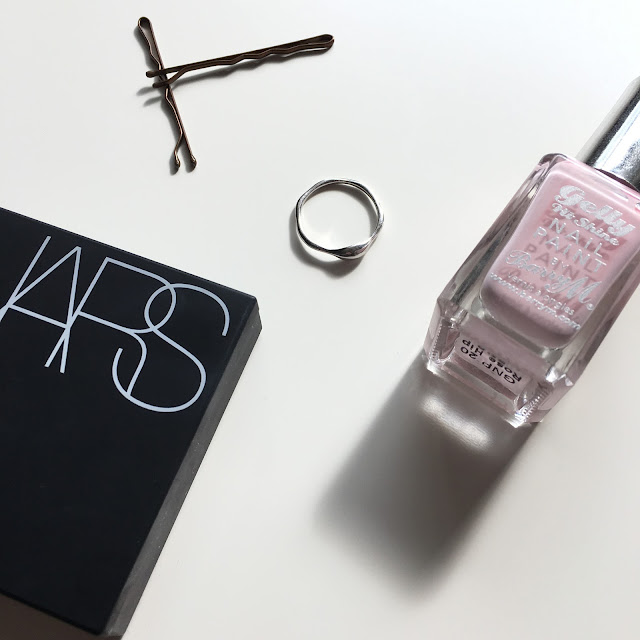 Gemporia: Silver Stacker Ring. NARS ring white gold