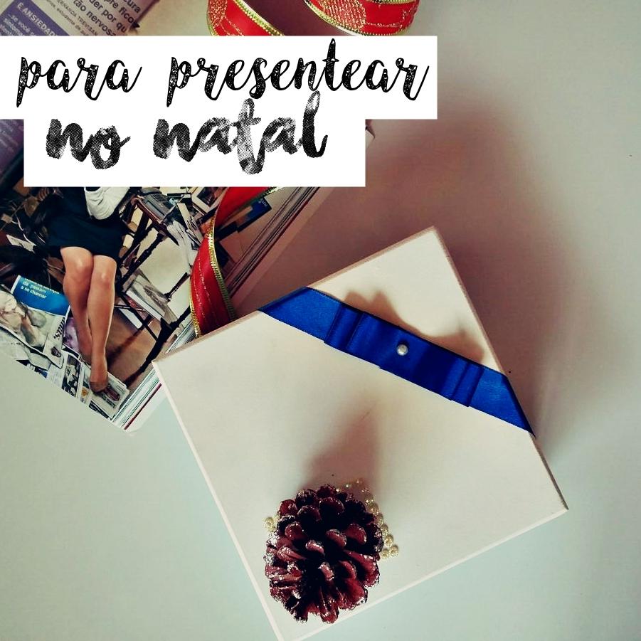 PRESENTES DE NATAL POR MENOS DE 100 REAIS | BLOG CONFIDENT