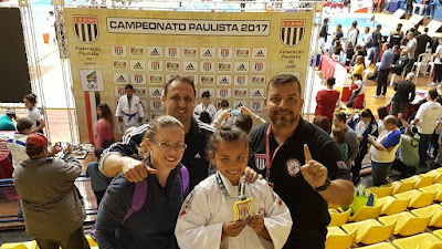 Atleta de Cajati da ASSOCIAÇÃO CAJATIENSE DE JUDÔ SAGRA-SE CAMPEÃ PAULISTA DE JUDÔ
