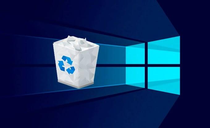 ¿La papelera de reciclaje elimina los datos definitivamente? ¿Hay alguna forma de recuperar la información?