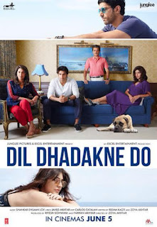 Dil Dhadakne Do 2015 Bollywood Movie