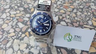 Hình Ảnh Orient Mako 2 - mua Đồng hồ FAA02002D9 BLUE chính hãng giá rẻ tại Hà Nội