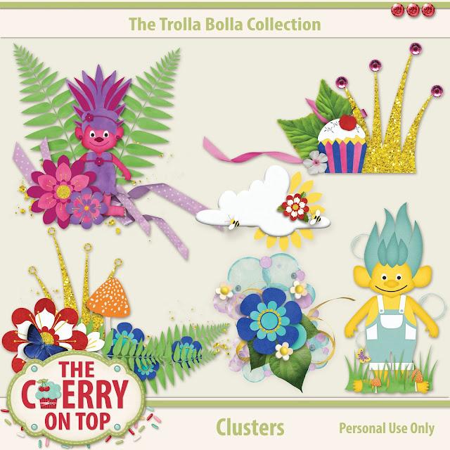 Trolla Bolla Clusters