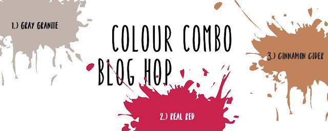 Colour Combo December Blog Hop