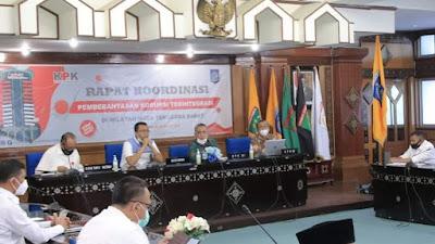 Gubernur NTB Minta OPD Maksimalkan Koordinasi Dengan KPK