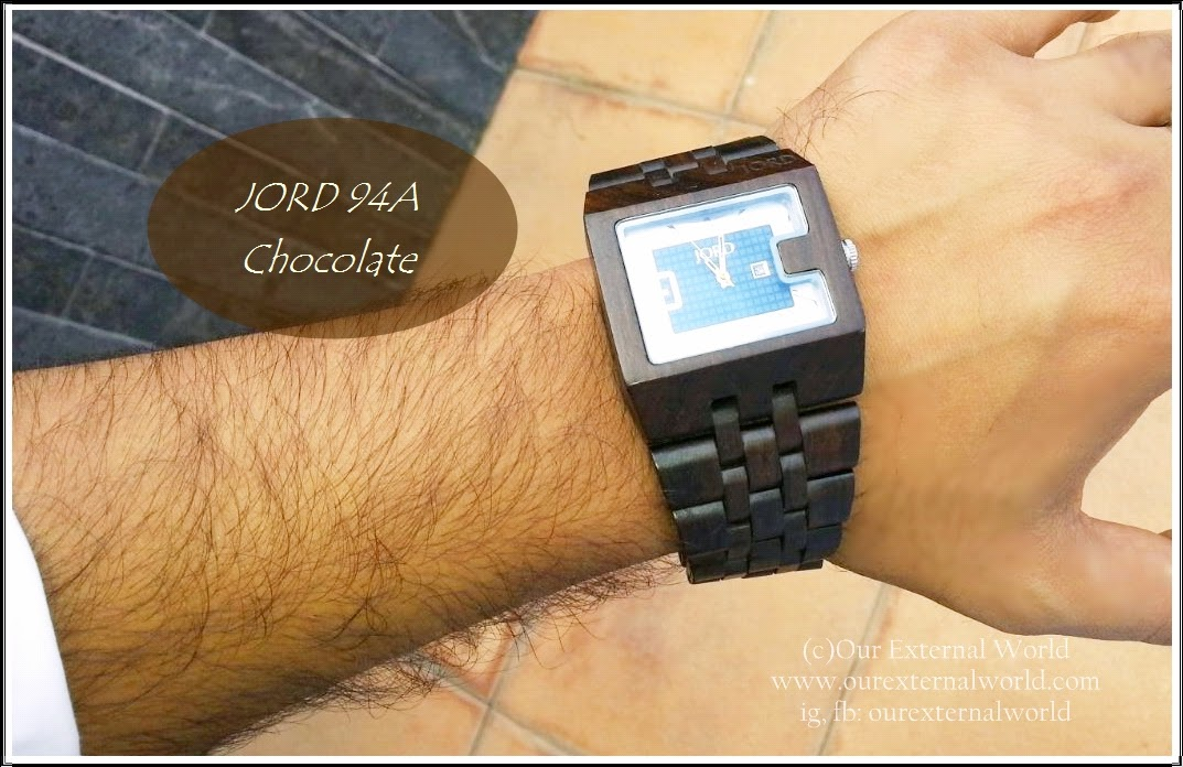 JORD Wood Watch - 94A Chocolate - Review