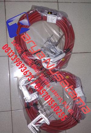 Jual Clamp Cable Custem Grounding 150KV di Surabaya