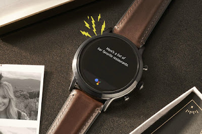 review fossil gen 5 smartwatch