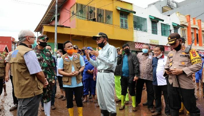 Bantaeng Siapkan Dapur Umum untuk Pengungsi Kapasitas 2.000 Porsi