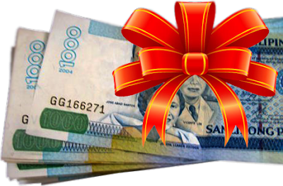 GSIS Christmas Cash Gift 2011