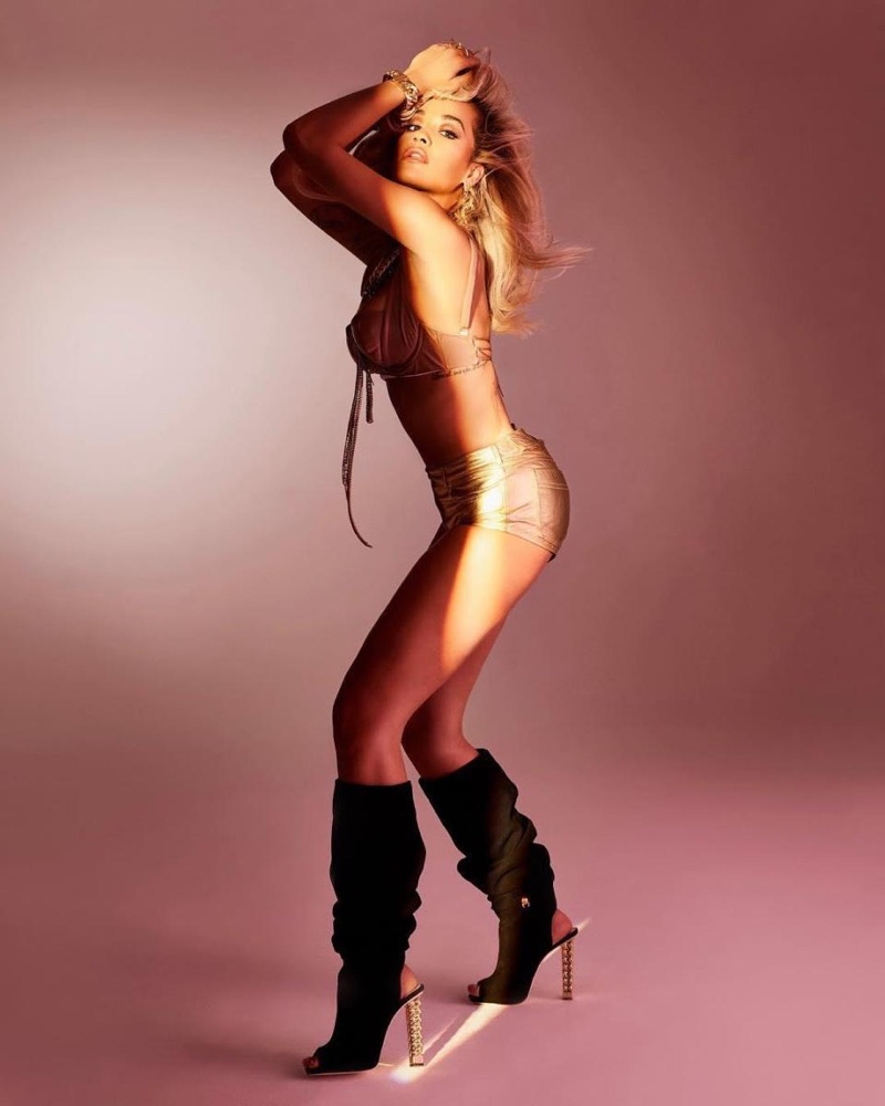 Giuseppe Zanotti x Rita Ora Elinor Knee-High Boot