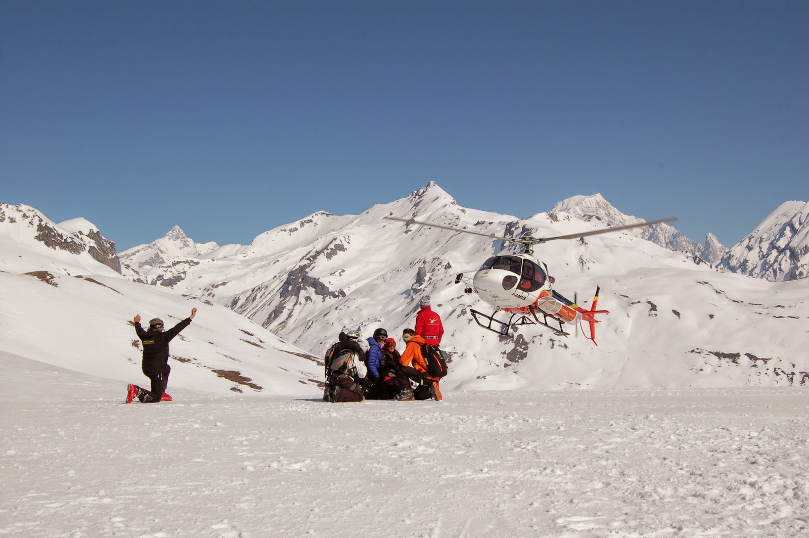 A Beginner's Guide To Heliskiing.