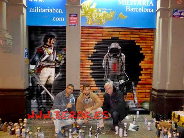 Berok, Manuel y Xavier Andreu